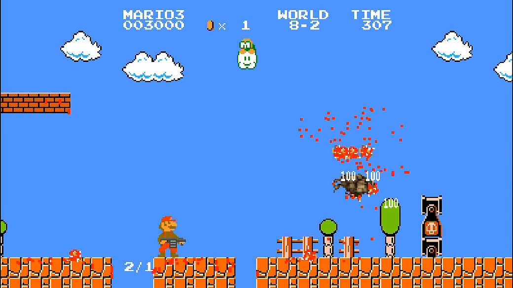 Super Mario Force