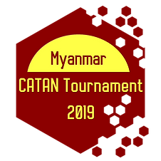 Myanmar CATAN Tournament 2019 - MCT 2019