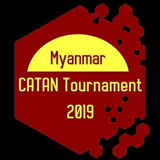Myanmar CATAN Tournamen 2019 - MCT 2019