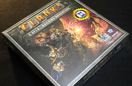 Clank! A Deck Building Adventure