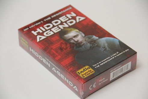 The Resistance: Hidden Agenda Expansion