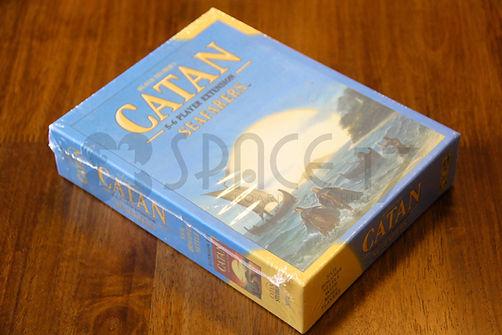 Catan: Seafarers 5-6 Player