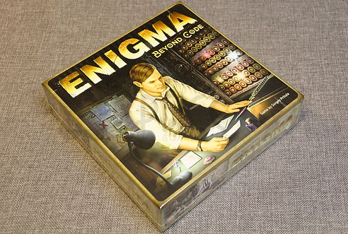 Enigma Beyond Code