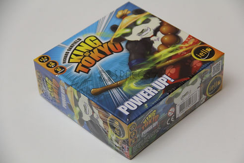 King of Tokyo: Power Up 2017