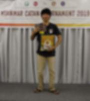 MCT2019 - Champion