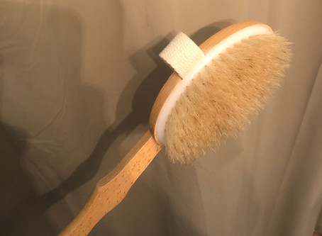 Dry Brushing...what's it all about and does it stimulate the lymph system?