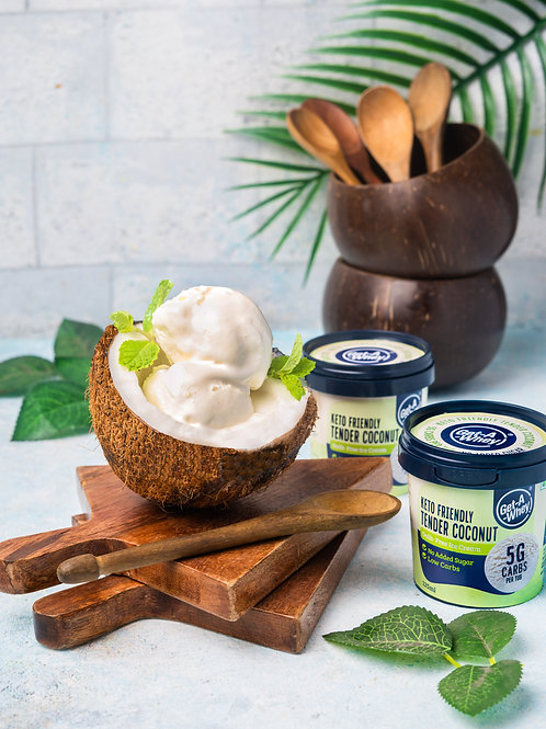 Keto Friendly Tender Coconut 125 ml