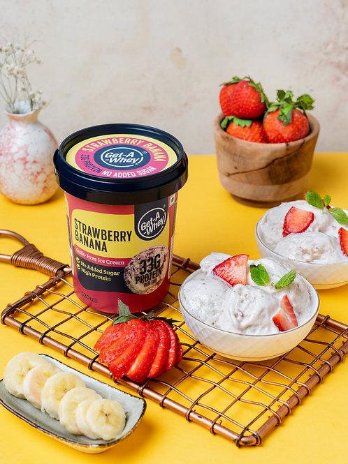 Strawberry Banana 520 ml