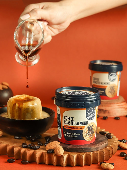 Coffee Roasted Almond 125ml
