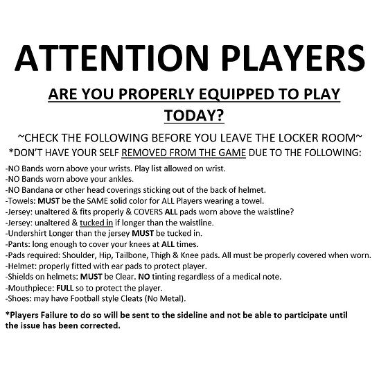 Player Equipment Screenshot updated 8-16