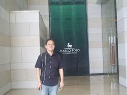 marco polo entrance
