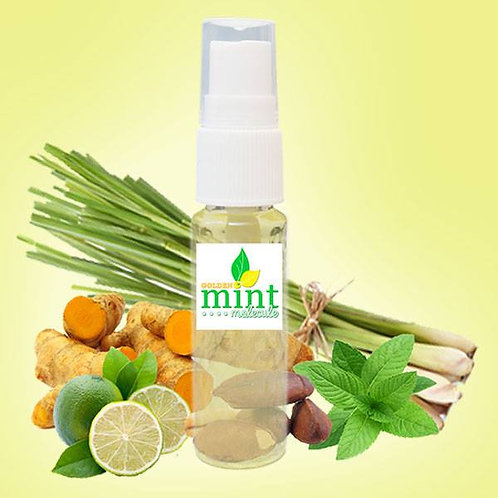 Golden Mint Molecule Aromatherapy Oil