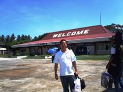 ozamis airport