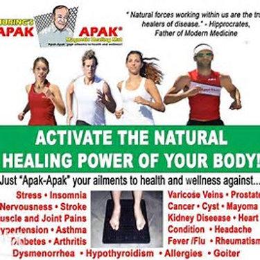 """WHD Healing Mat """"Apak-Apak"""""""