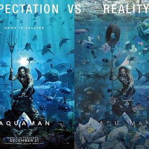 Reeflections: Aquaman