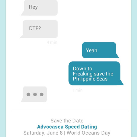 Advocasea Speed Dating