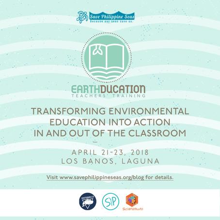 Earthducation Teachers' Training