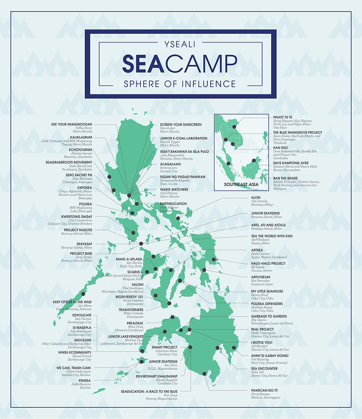 SEA Camp Projects