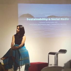 Reeflections: Sustainability + Social Media