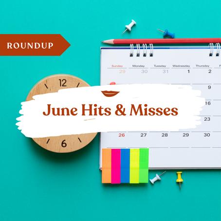June Roundup