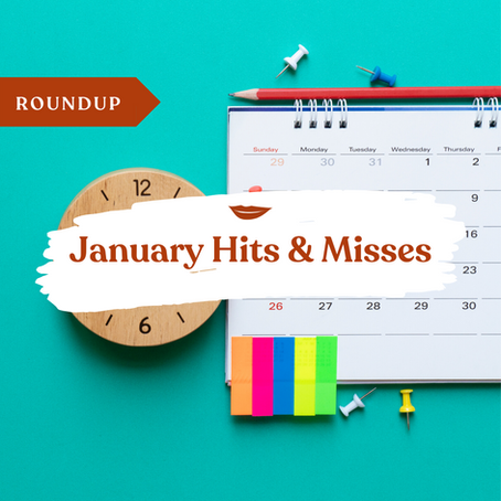 January Roundup