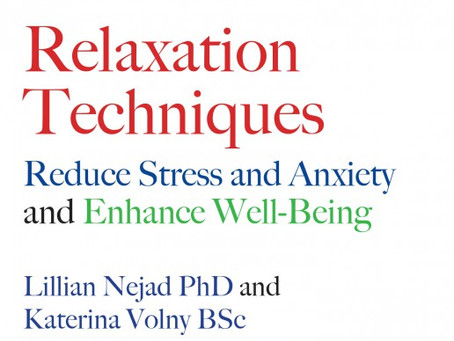 Relaxation Techniques: Reduce Stress & Anxiety & Enhance Well-Being is now downloadable on Audible!