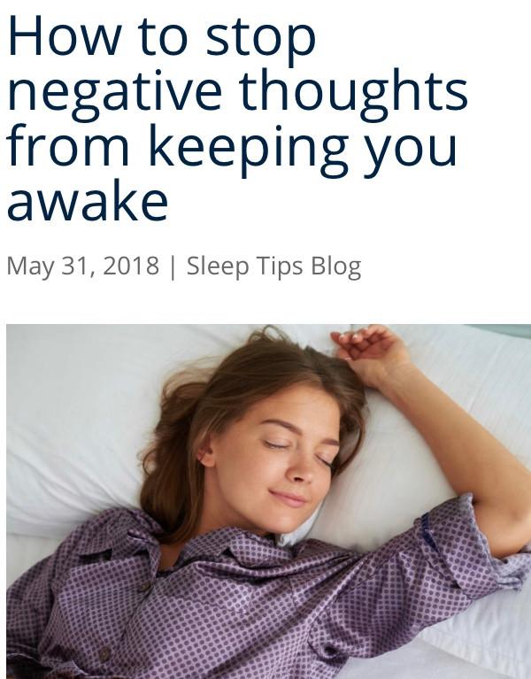 Featured on The Deep Sleep Co. a website dedicated to improving your sleep! Featured on The Deep Sleep Co. a website dedicated to improving your sleep!