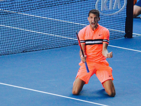 Thrive Under Pressure: 10 Tips from the Tennis Court