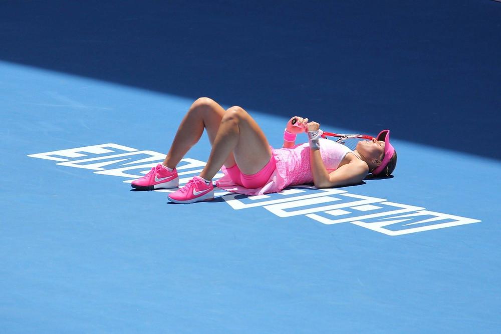 Hrdecka, Australian Open 2015