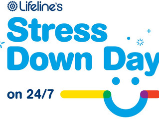 Stress Down Day 24/7