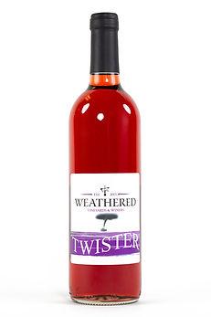Bottle of wine - Twister