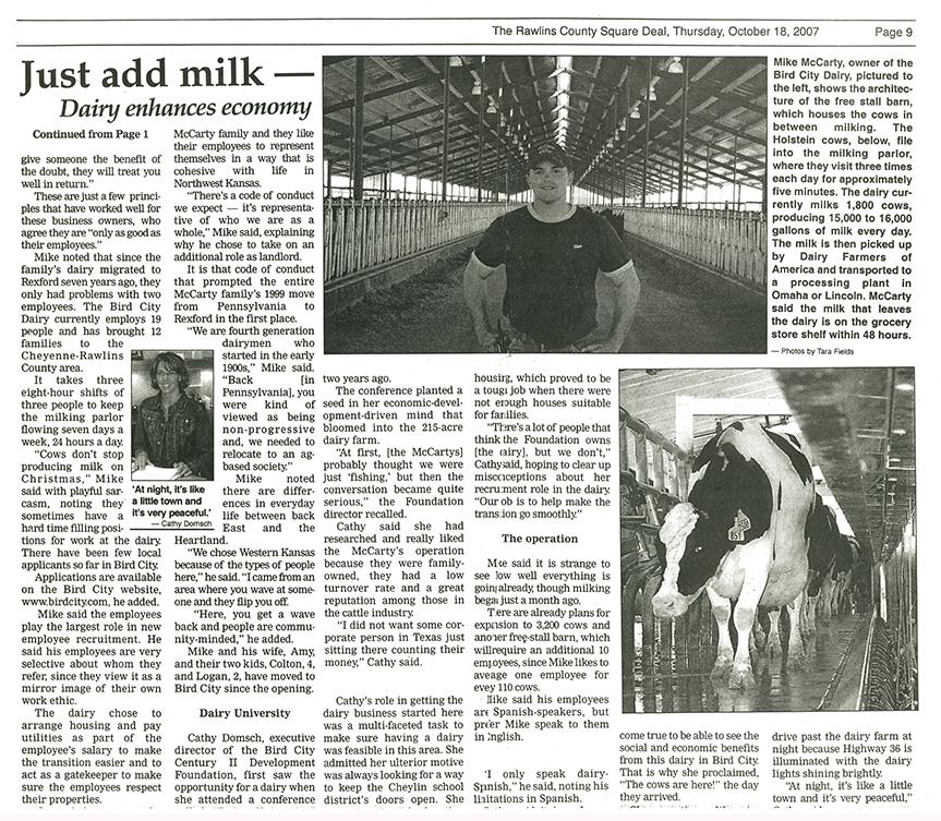 2007 Just Add Milk Article.jpg