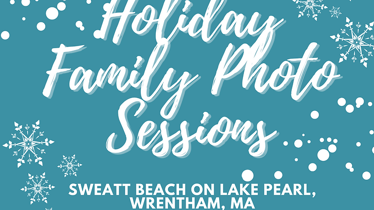 Holiday Photo Sessions