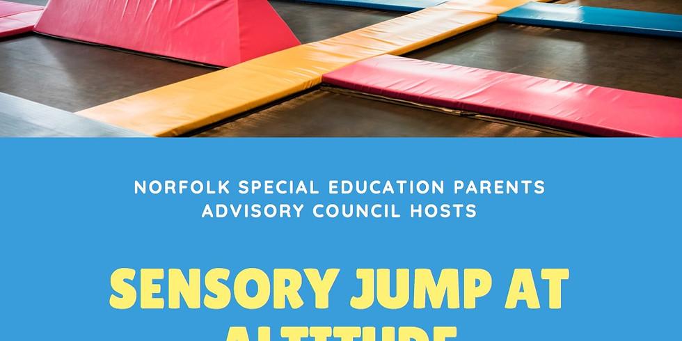 Sensory Friendly Jump