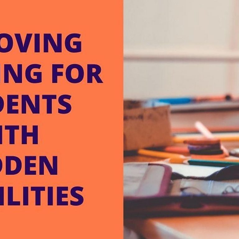 SEPAC Workshop: Improving Learning for Students With Hidden Disabilities