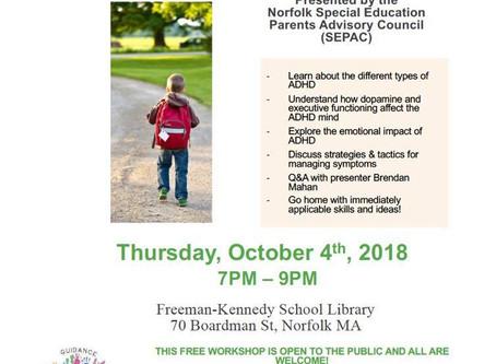ADHD Essentials with Brendan Mahan