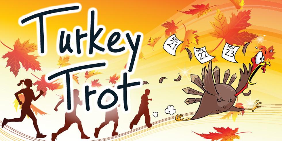 Friends of SEPAC 5K/Stride or Stroll Turkey Trot