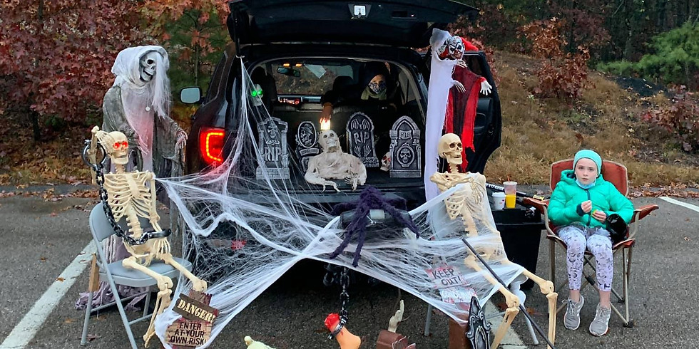 Volunteers Needed for our Trunk or Treat!