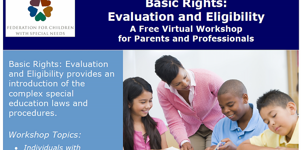 Basic Rights: Evaluation and Eligibility