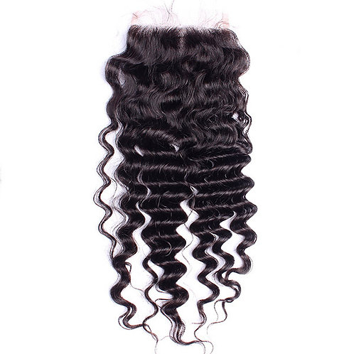 16 inch | Luxe Diamond Waves Closure
