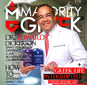 ISSUE 1 COVER - Dr. Edward Dickerson2.jp