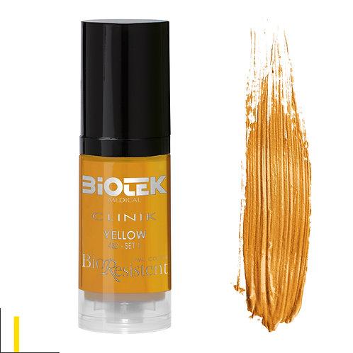 Biotek Yellow Μόνιμο Μακιγιάζ Χρώματά για Corrector