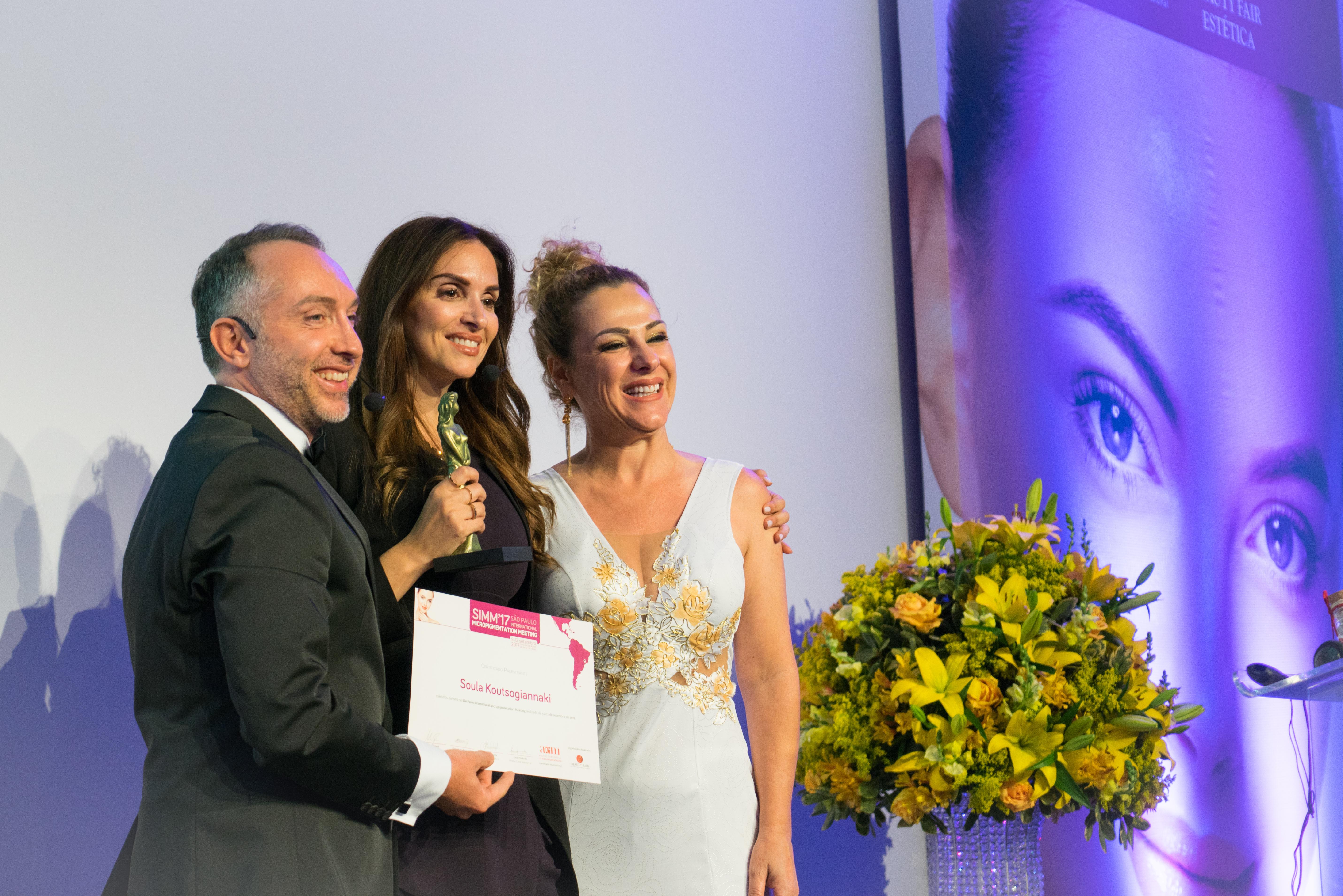 Soula K SIMM Conference Brazil