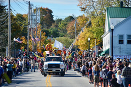 Damariscotta Pumpkinfest & Regatta