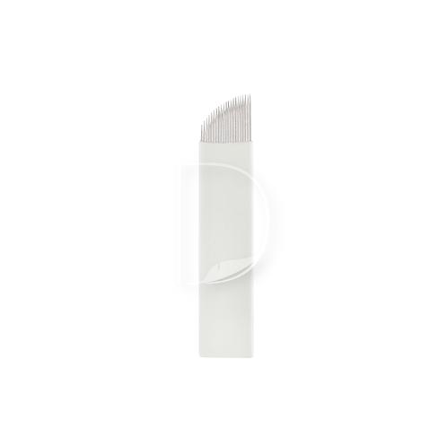 21 Eπίπεδη Ελαστική-βελόνες Microblading από την Dermacraft