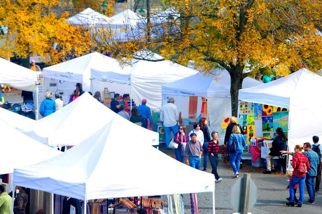 Visit Freeport's Freeport Fall Festival