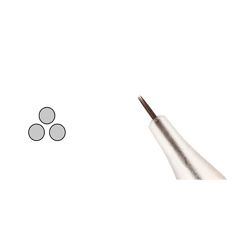 Biotek® Μόνιμο Μακιγιάζ Βελόνες 3Point Shader