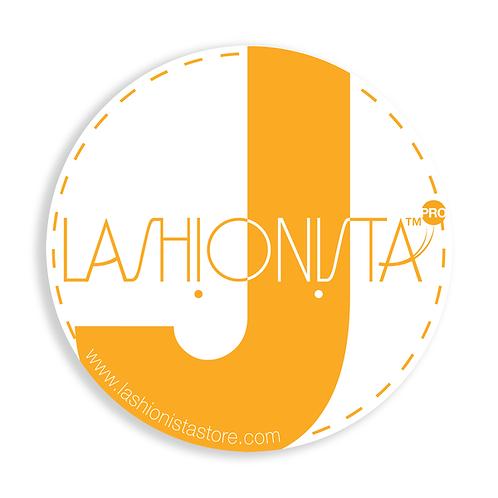 Lashionista, Βαζάκια, Βλεφαρίδες με καμπύλη J 0.5g