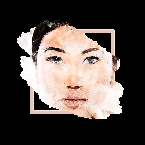 Permanent makeup color chart Asian | KremaKroma