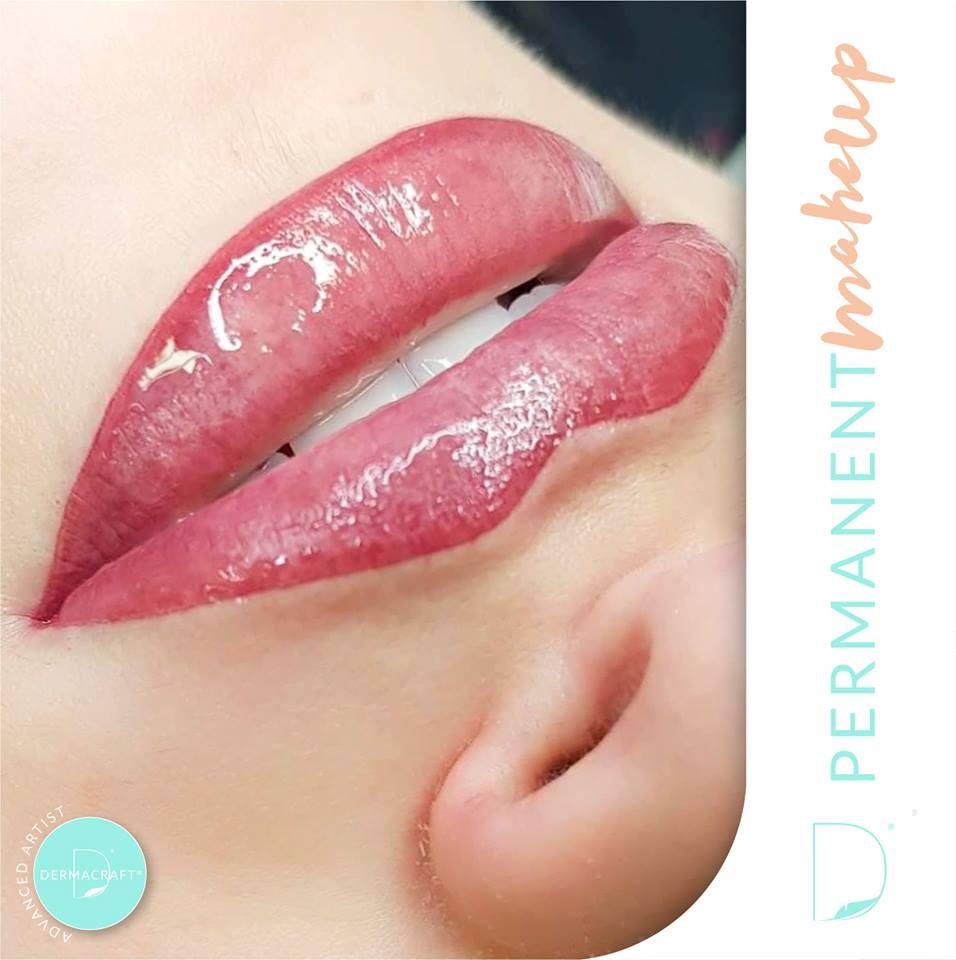 Candy Lips Τατουάζ Χελιών Μονιμο Μακιγιάζ σεμινάρια από Σούλα Κουτσογιαννάκη | Dermacraft